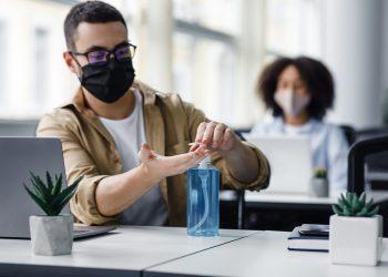 Arbeitsschutz zum Schutz der Beschäftigten gegen Corona (Covid-19)