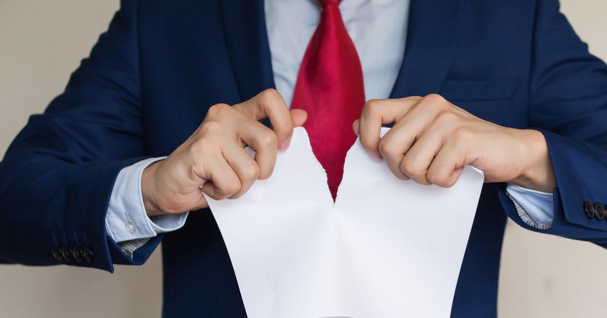 Arbeitsvertrag Widerrufen Kündigung Schon Vor Jobantritt