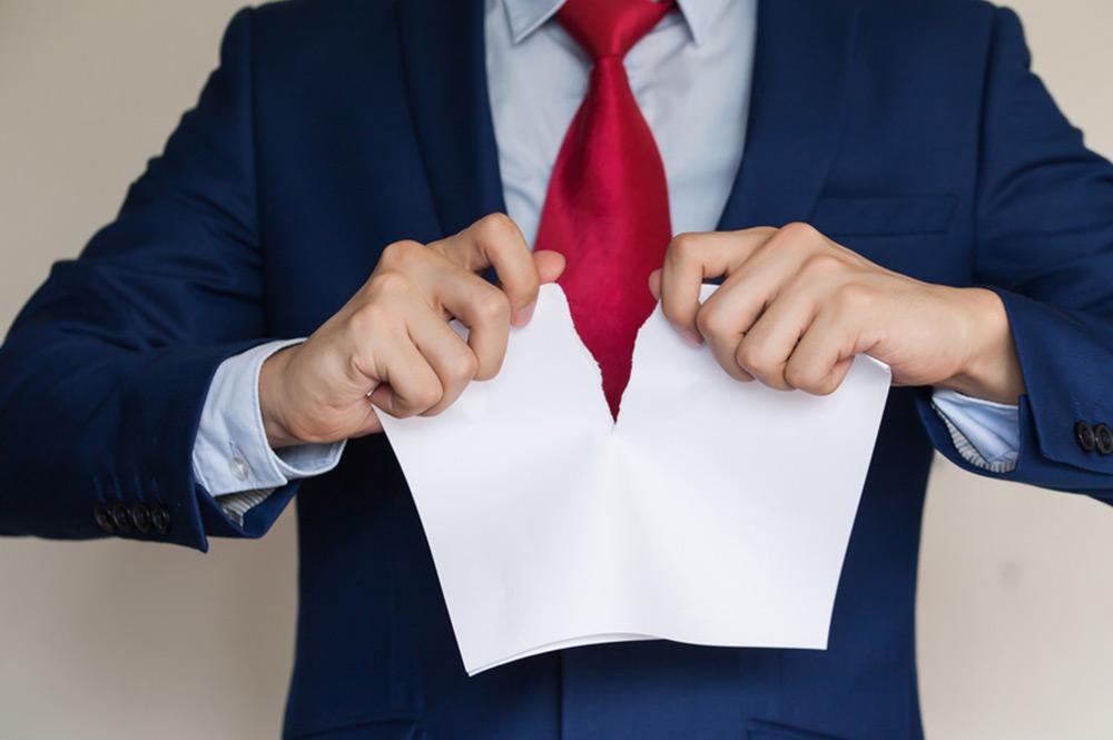 Kündigung schon vor Jobantritt?