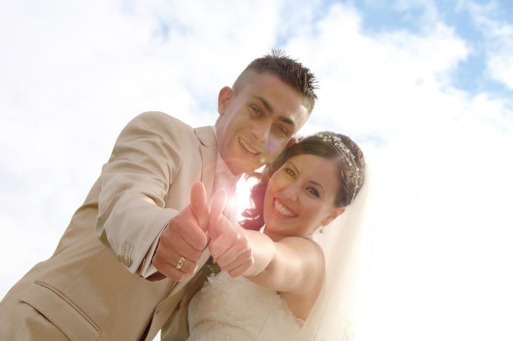 Mit dem Ehevertrag abgesichert in die Ehe