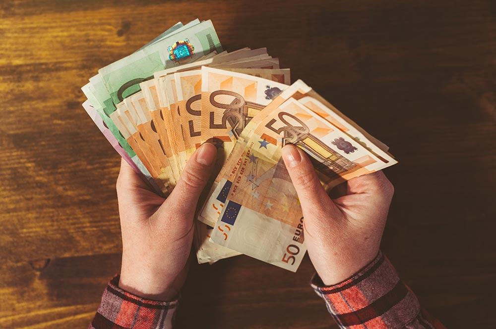 Geldgeschenk: Die Trennung als Wegfall der Geschäftsgrundlage