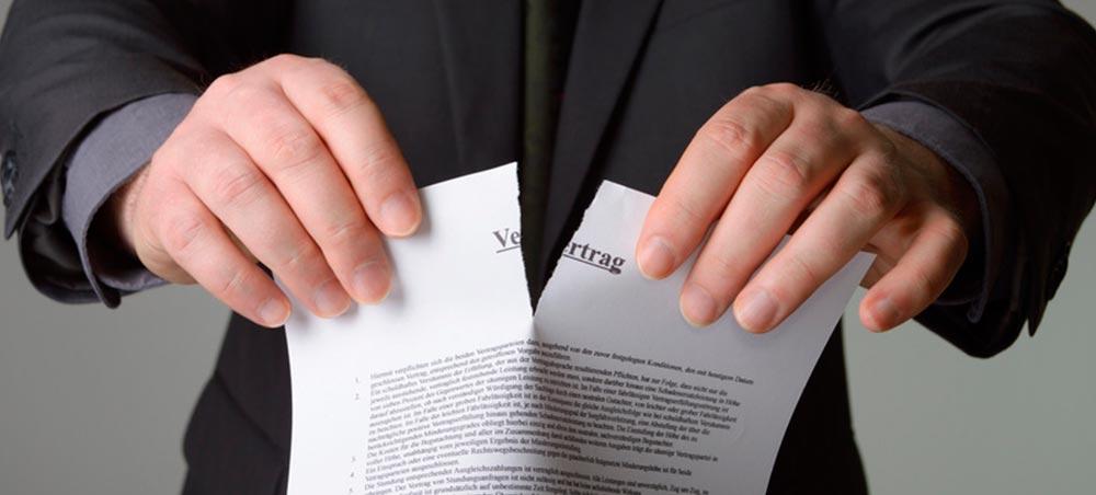 Ordentliche und Außerordentliche Kündigung sowie der Aufhebungsvertrag im Multi-Level-Marketing