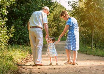 Großeltern: Umgangsrecht mit Enkeln und Urlaub
