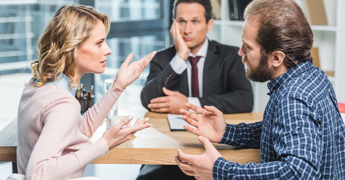 Scheidung: Ex-Frau muss Ex-Mann dessen Wohnung überlassen