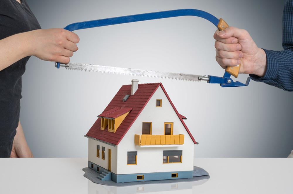 Trennung/ Scheidung: Was passiert mit der gemeinsamen Wohnung?