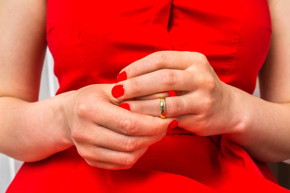 So meistern Frauen eine Scheidung