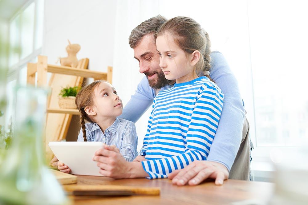 Infos zum Sorgerecht für unverheiratete Eltern
