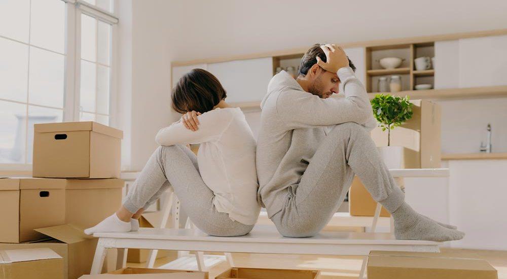Ist ein Trennungsjahr in gemeinsamer Wohnung möglich?