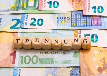 Trennungsunterhalt-Dauer: So lange muss gezahlt werden
