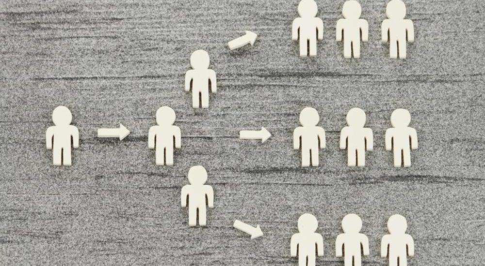 Unterschiede Network Marketing (MLM) - Schneeballsystem