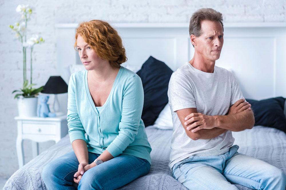 Wichtigste Voraussetzung für eine Scheidung - Das Scheitern der Ehe